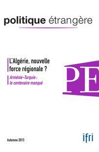 Politique étrangère 2015/3