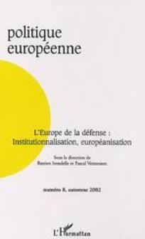 Politique Europeenne 2002 4