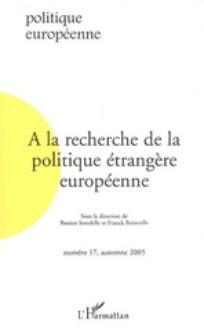 Politique européenne 2005/3