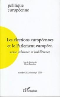 Politique européenne 2009/2