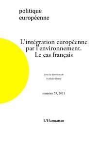 Politique européenne 2011/1