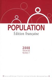 Population 2008/1