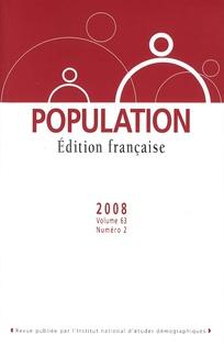 Population 2008/2