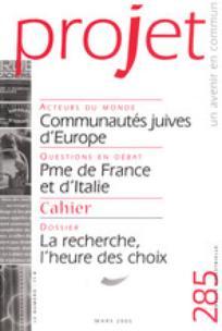 Revue Projet 2005/2