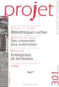 Revue Projet 2007/6
