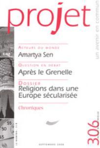 Revue Projet 2008/5