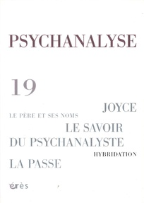 Psychanalyse 2010/3