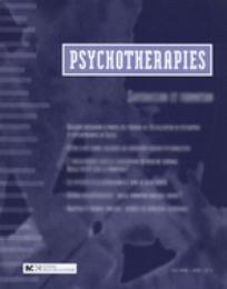 Psychothérapies 2003/1