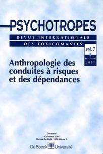 Psychotropes 2001/3