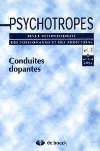 Psychotropes 2002/3