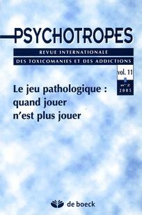 Psychotropes 2005/2