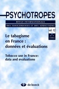 Psychotropes 2006/1