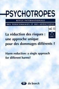 Psychotropes 2007/2