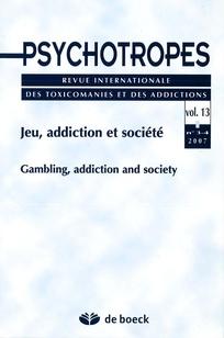 Psychotropes 2007/3