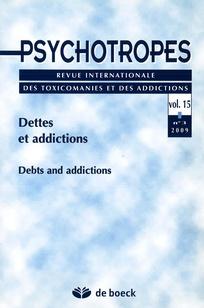 Psychotropes 2009/3
