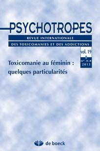 Psychotropes 2013/3