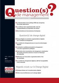 Question(s) de management 2014/3