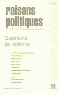 Raisons politiques 2003/1