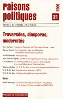 Raisons politiques 2006/1