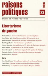 Raisons politiques 2006/3