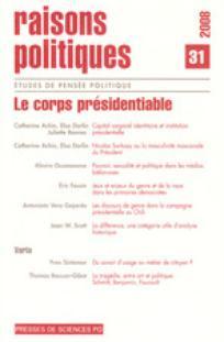 Raisons politiques 2008/3
