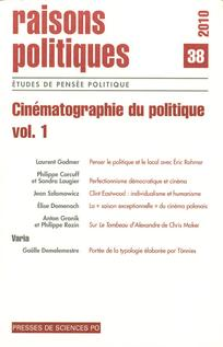 Raisons politiques 2010/2