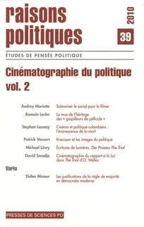 Raisons politiques 2010/3