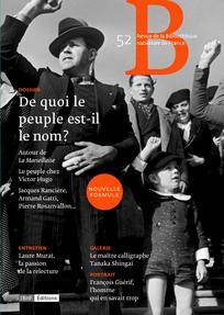 Revue de la BNF 2016/1
