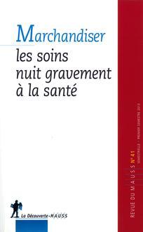 Revue du MAUSS 2013/1