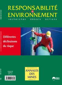 Annales des Mines - Responsabilité et environnement 2009/3