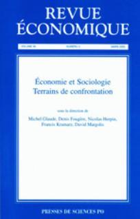 Revue économique 2005/2