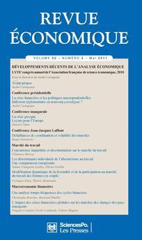 Revue économique 2011/3