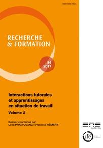 Recherche et formation84