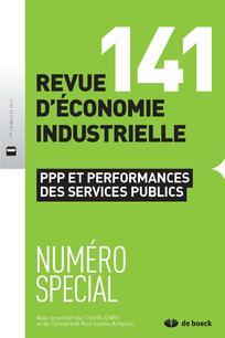 Revue d'économie industrielle 2013/1
