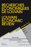 couverture de Recent Developments in Strategic Interactions and General Equilibrium