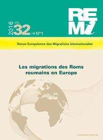 Revue européenne des migrations internationales