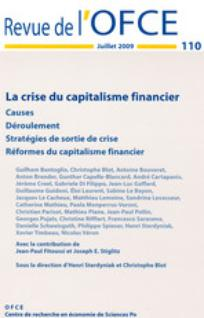 Revue de l'OFCE 2009/3