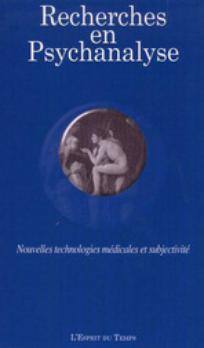 Recherches en psychanalyse 2006/2