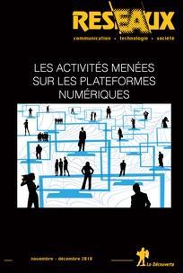 Les  activités menées sur les plateformes numériques (dossier)