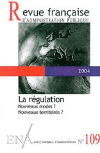 couverture de RFAP_109