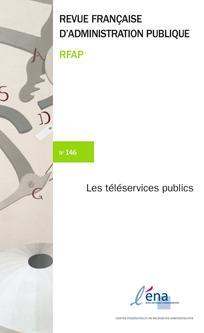 Revue française d'administration publique 2013/2