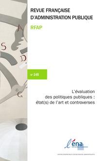 Revue française d'administration publique 2013/4
