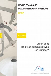 Revue française d'administration publique