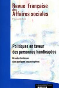Revue française des affaires sociales 2005/2