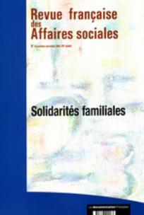Revue française des affaires sociales 2005/4