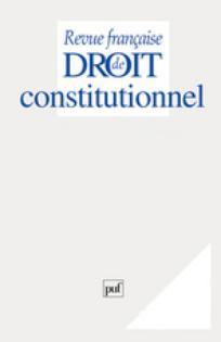 Revue française de droit constitutionnel 2004/2
