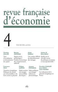 couverture de RFE_154