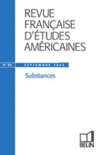 Revue française d'études américaines 2002/3