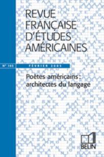 Revue française d'études américaines 2005/1