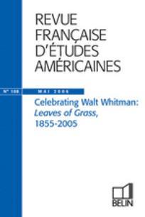 Revue française d'études américaines 2006/2